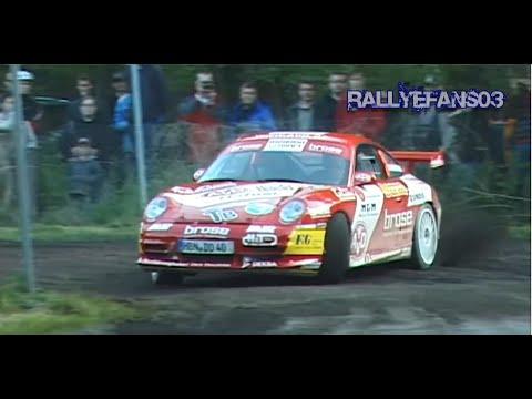 Porsche 911 GT3 Rally Action   Olaf Dobberkau Sachsen Rallye