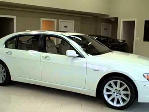 2006 BMW 750 LI @ TITAN AUTO SALES