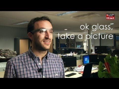LCT01NET a testé les Google Glass (31/05)