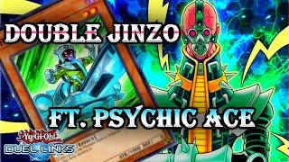 Double Jinzo ft. Psychic ACE [F2P Yu-Gi-Oh! Duel Links]