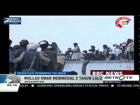 Pemimpin Taliban Mullah Omar Meninggal Dua Tahun Lalu
