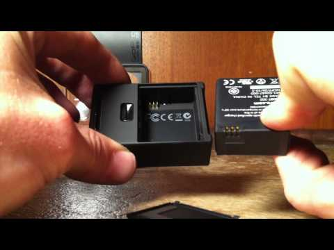 How To Remove / Replace GoPro Hero 3+ Battery