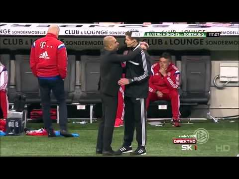 Best of Pep Guardiola 2013-2015