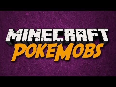 Minecraft [1.2.5] PokeMobs - Mod Review - [German HD]
