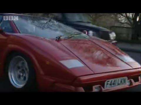 Lamborghini Countach - Clarkson's Car Years - BBC
