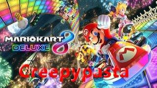 Creepypasta:El Mario Kart 8 Deluxe Maldito