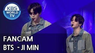 [FOCUSED] BTS's JIMIN - Fake Love [Music Bank / 2018.06.08]