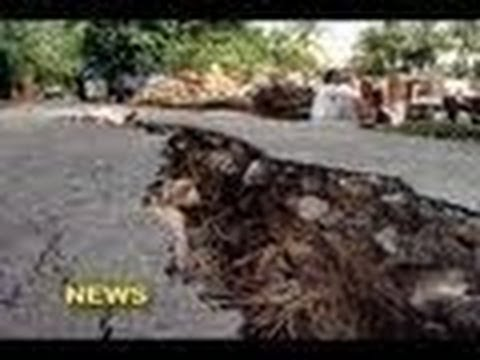 Earthquake Hits North Italy 6.0 Magnitude (Strong Earthquake strikes Italy -- News Story
