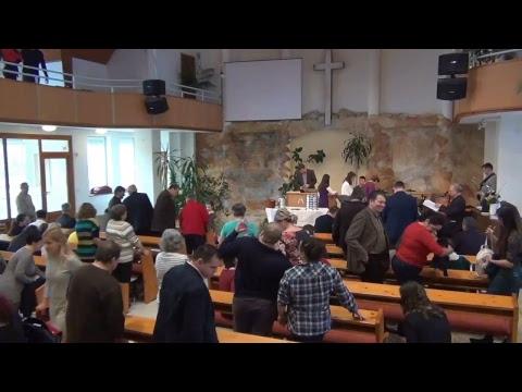 2019.02.03. Gyümölcstermő tanítvány (Mike Sámuel) - élő közvetítés