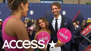 Download Lagu ACM Awards 2018: Maren Morris & Ryan Hurd Play Newlywed Never Have I Ever! | Access Gratis STAFABAND