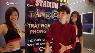 """Hoàng ViruSs review """"Phòng máy lớn nhất Việt Nam"""" !!!"""