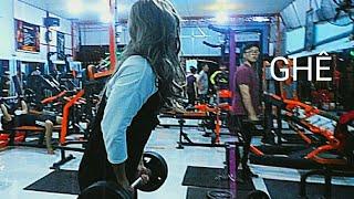 Vlog 4: Giả gái vào phòng gym troll
