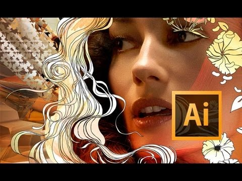 Creación logotipos en Adobe Illustrator - Diseño Grafico