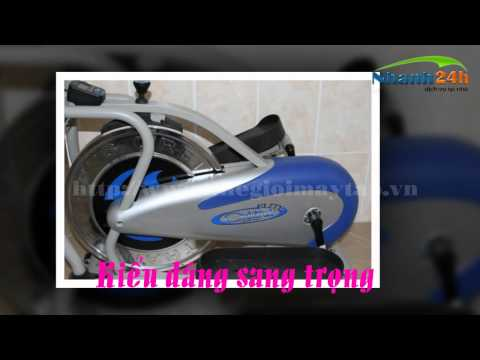 Xe đạp tập tổng hợp Orbitrek Elite