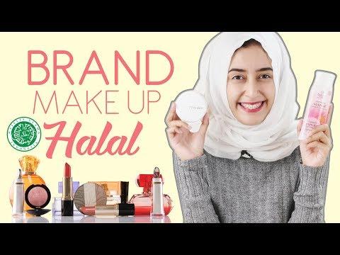 Inilah Top 4 Produk Kosmetik Lokal Yang Halal - YouTube