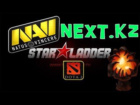 NaVi vs Next.kz (17.12.13)  Starladder 8 Dota 2 (RUS) SLTV