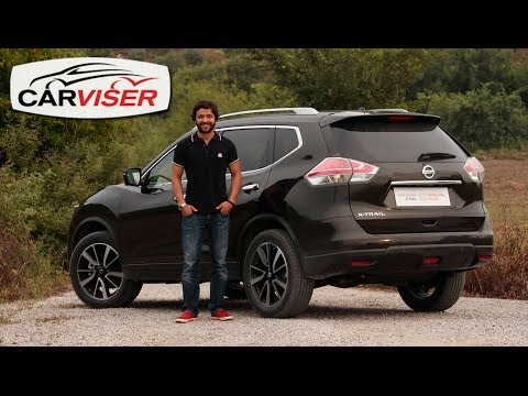 Nissan X-Trail 1.6 dCi X-Tronic Test Sürüşü - Review (English subtitled)