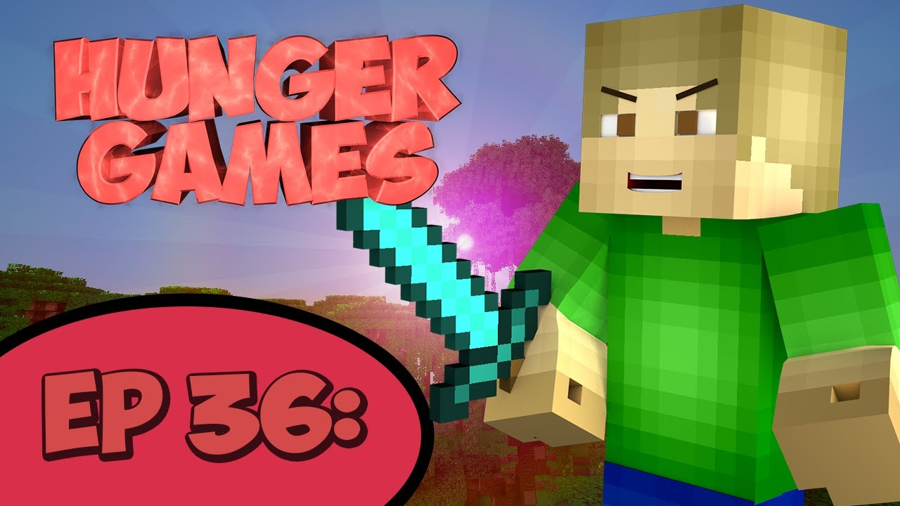 Minecraft Hunger Games ep 36