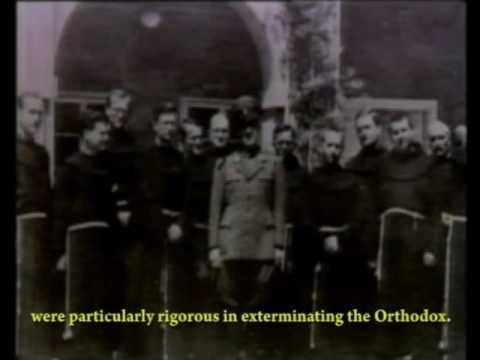 Vatican's Holocaust 3/6 - Nazi Croatia death camps