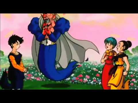 DragonBall Z - Videl, Bulma, Chichi & Dabura Sweet Moments ...