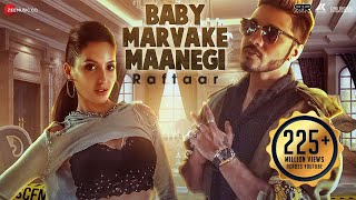 Download Baby Marvake Maanegi - Raftaar | Nora Fatehi | Remo D'souza | India's first DANCEHALL Song 3Gp Mp4