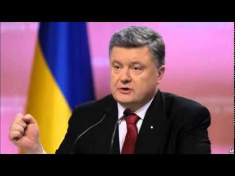 Ukraine's Poroshenko to Meet With Putin, Merkel, Hollande