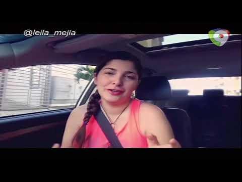 Leila Mejía comenta sobre la Bandera Dominicana en El Show del Mediodía