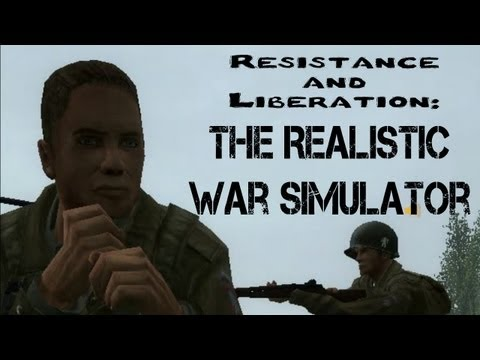 Resistance and Liberation: The Realistic War Simulator
