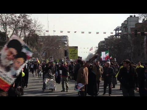 Iran marks 35 years of Islamic revolution