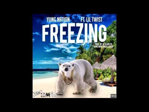 Yung Nation Ft Lil Twist - Freezing video