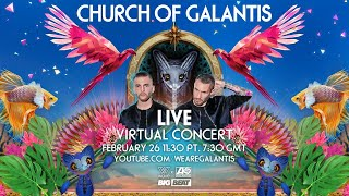 Galantis GLOBAL, LIVE, VIRTUAL Concert