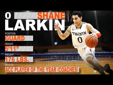 Shane Larkin - Miami - Official Highlights - 2013 NBA Draft