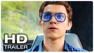 Download Lagu SPIDER MAN FAR FROM HOME Peter Parker as Tony Stark Trailer (NEW 2019) Superhero Movie HD Gratis mp3 pedia