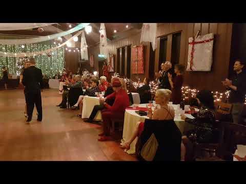 Tango Exhibition @Xmas party