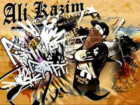 Ali Kazim - Gadedrøm