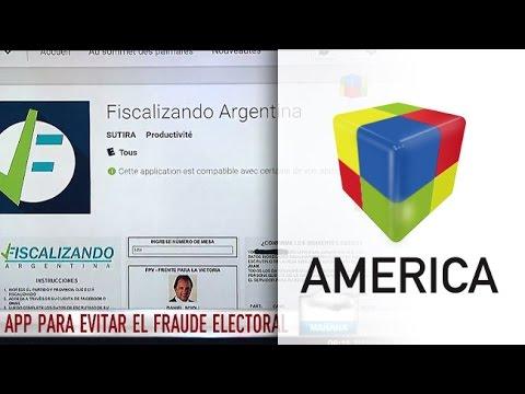 Lanzan un app para evitar fraude electoral