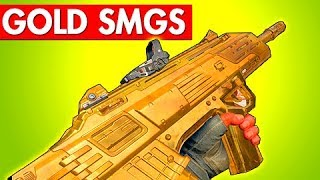 COD BO4 TIPS: SMG EASY HEADSHOTS - Gold Camo, Diamond Camo Guide