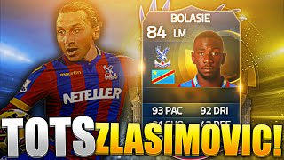 BEST TOTS ZLASIMOVIC SQUAD BUILDER! FIFA 15 ULTIMATE TEAM