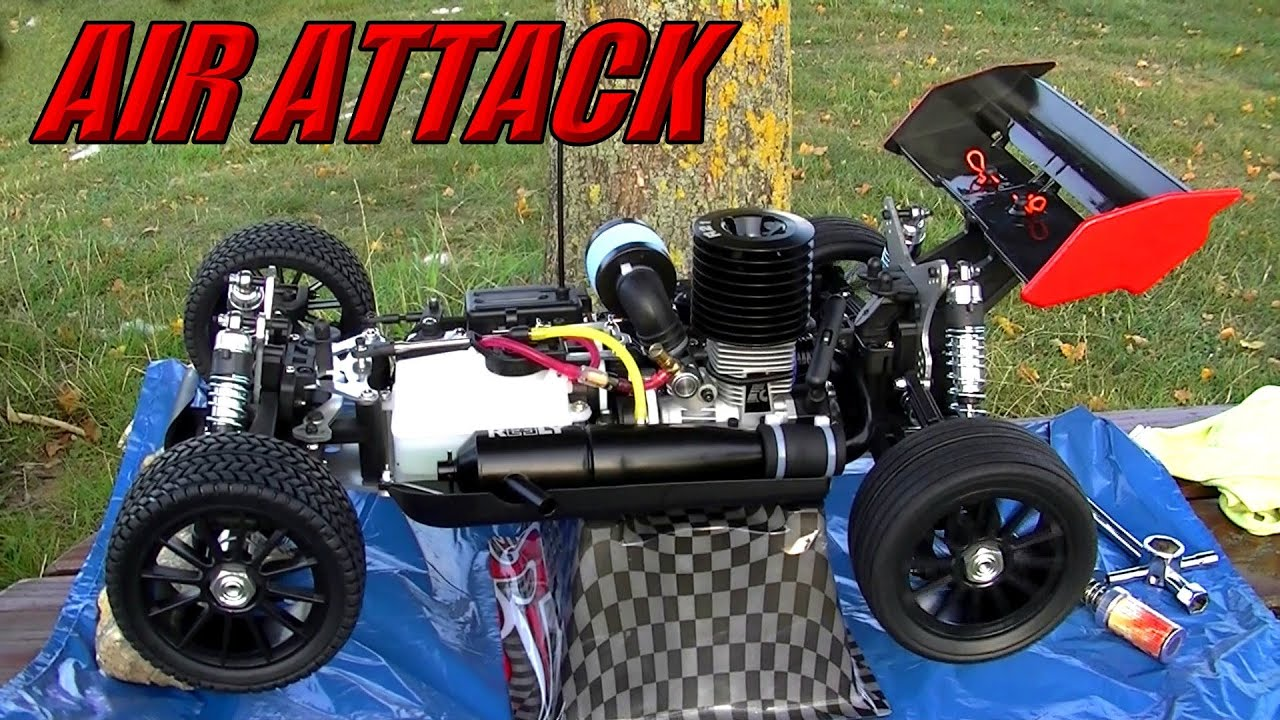 Reely Air Reely Air Attack 2wd Der
