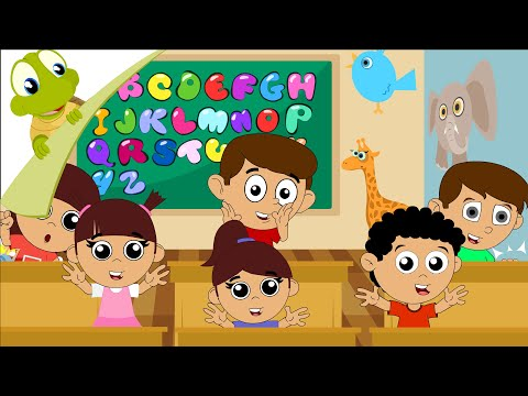 Abcd Alphabets Song - Songs For Kids video