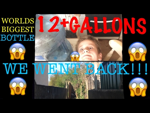 KELVINS NEW CHANNEL | WE WENT BACK | LANDING THE WORLDS LARGEST BOTTLE | PENALTY SHOTS AND CROSSBAR #1