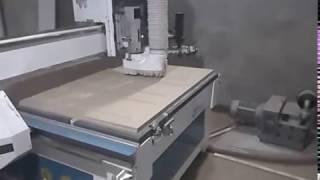 视频Philicam F3 furniture making wood engraving cnc router  machine