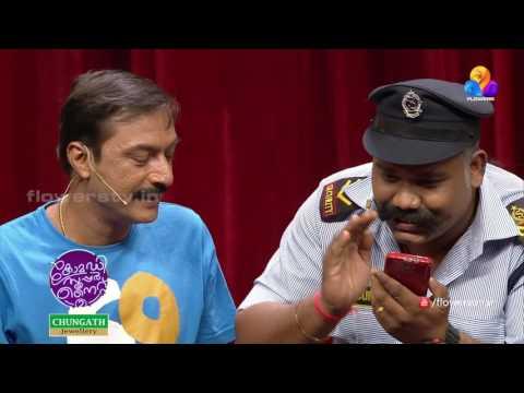 Comedy Super Nite - 2 With Anuraragha Karikkin Vellam | അനുരാഗ കരിക്കിൻ വെള്ളം │ Flowers│CSN# 15