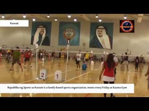 Republika ng Sports sa Kuwait, most organized and well managed badminton organization