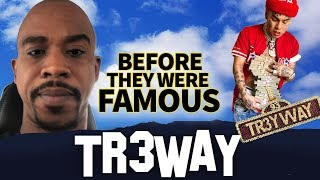 TR3YWAY | Before They Were Famous | 6ix9ine Manager Treyway