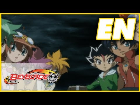 Beyblade Metal Fury: The Lost Kingdom - Ep.137