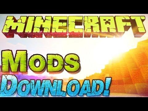 ► Minecraft 1.8.4 MODS DOWNLOADEN (Part 1)◄ Wo? Wie? Tipps & Tricks! German Deutsch   Mac + Windows
