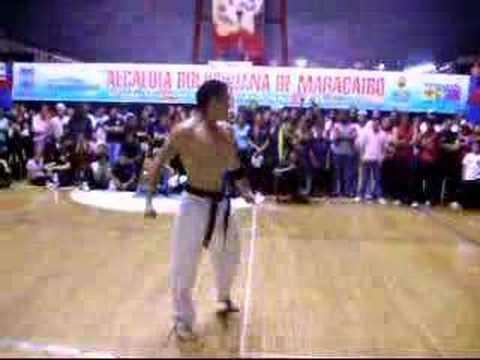 Manuel Riobueno artes marciales extremas 2008