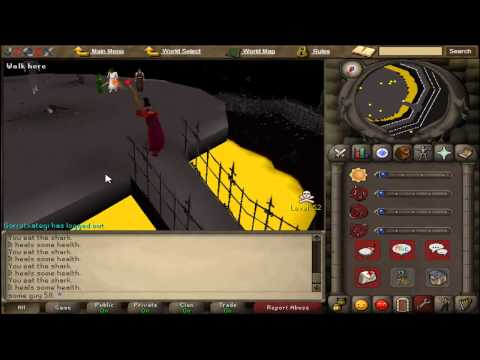 Mage Arena 1 def 1 prayer guide!!! 2007 runescape!!!