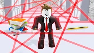 ESCAPE THE EVIL SCHOOL! (Roblox)